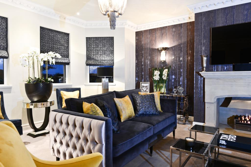 Interior designer northern ireland luxury lounge for Interior designs northern ireland