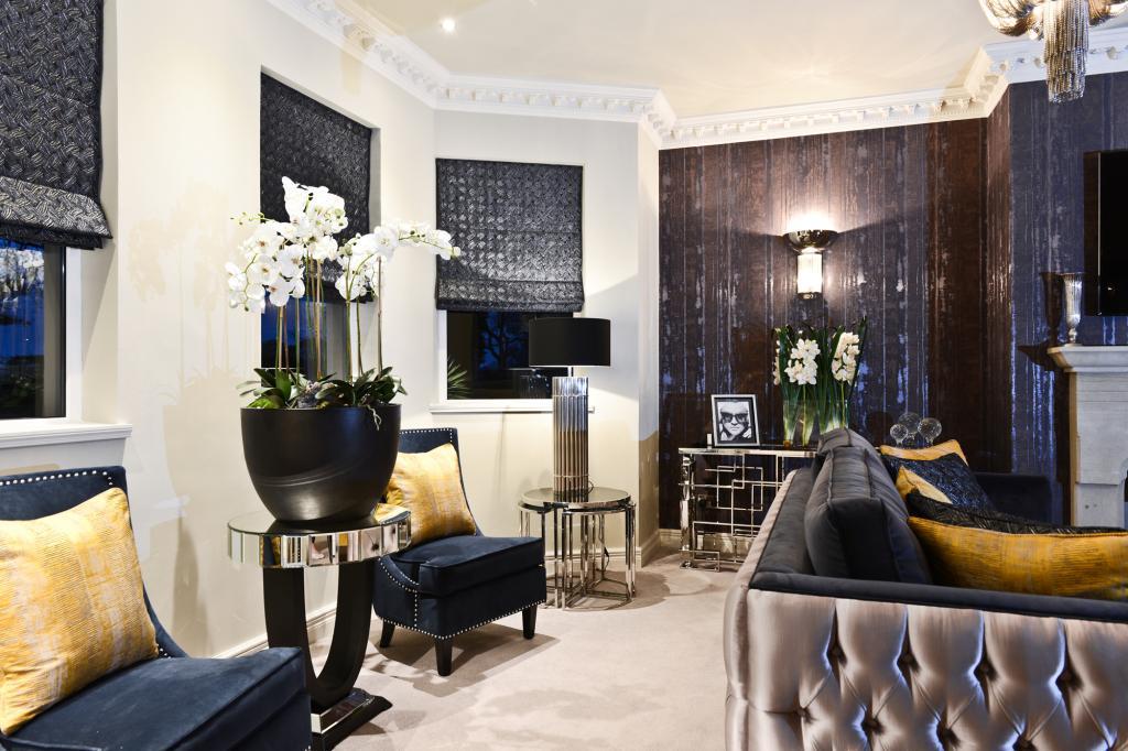 Interior Designer Northern Ireland Luxury Lounge